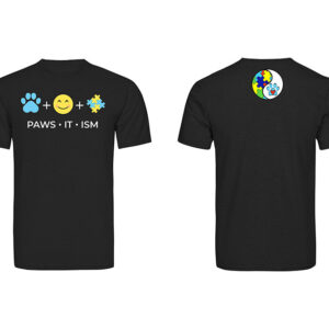 Pawsitism Emoji Equation T-Shirt