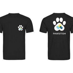 Pawsitism Logo T-Shirt