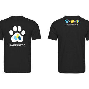 Pawsitism Happiness T-Shirt